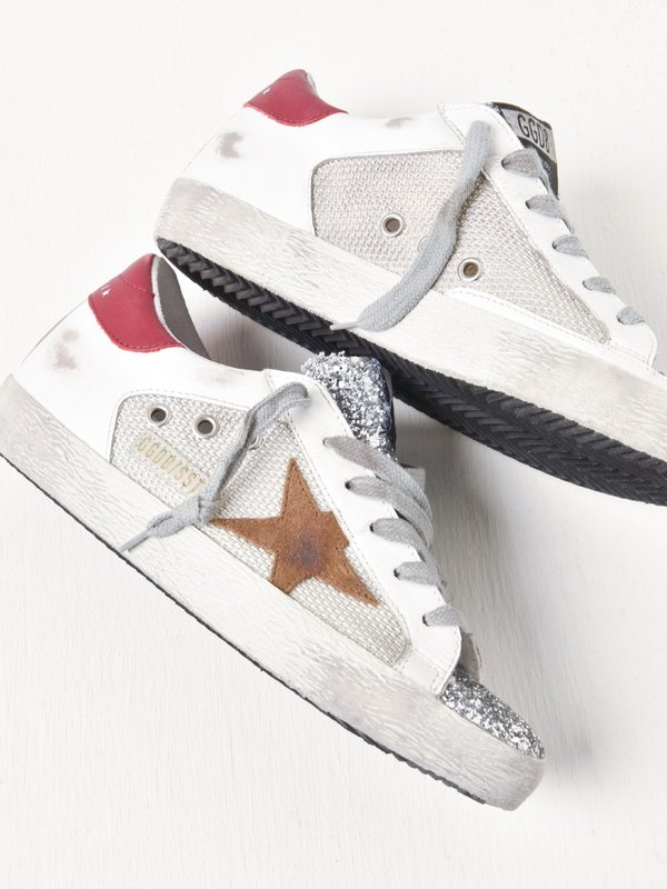 SUPER-STAR NET AND LEATHER GWF00103.F000156.80188