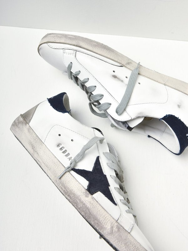 SUPERSTAR LEATHER_ GMF00102 F000609 10341