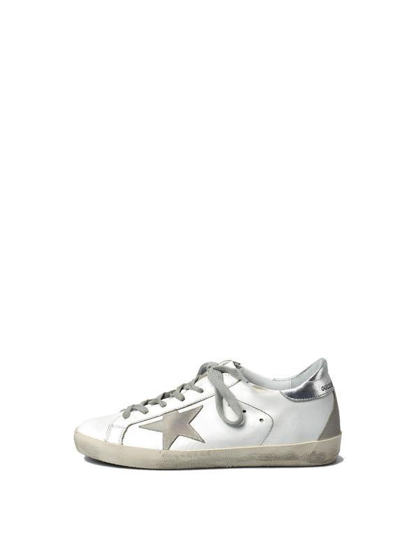 Superstar Sneaker_WHITE SILVER