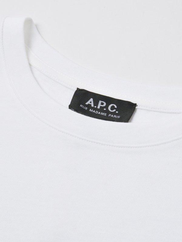 A.P.C. Denise T-shirt  - White