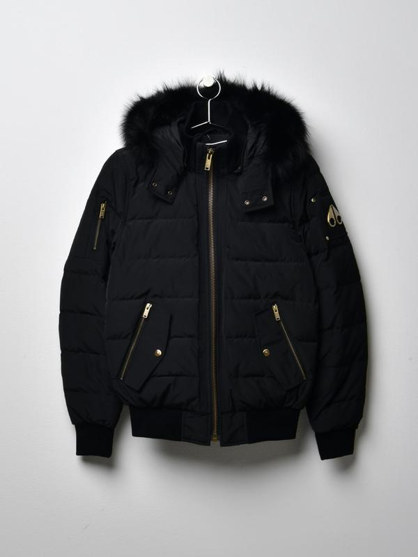 TURNER BOMBER_287-BLK W/ BLK FROST FO