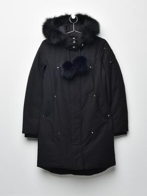 WOMEN STIRLING PARKA_BLACK 291