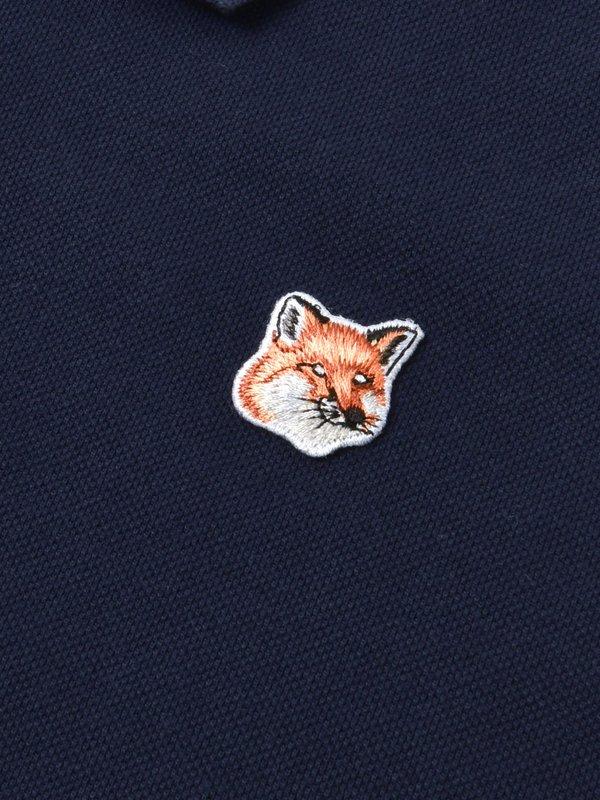 WOMEN_FOX HEAD PATCH CLASSIC POLO (UNISEX)_NAVY