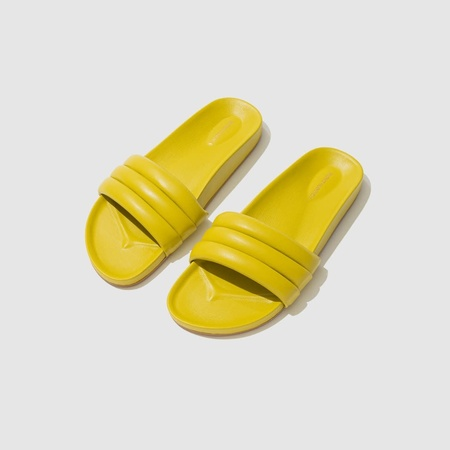 Beatrice Valenzuela Monochrome Sandalia shoes - Lichen