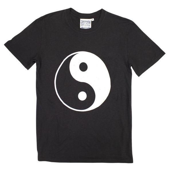 Jungmaven Yin Yang Basic Tee - Black