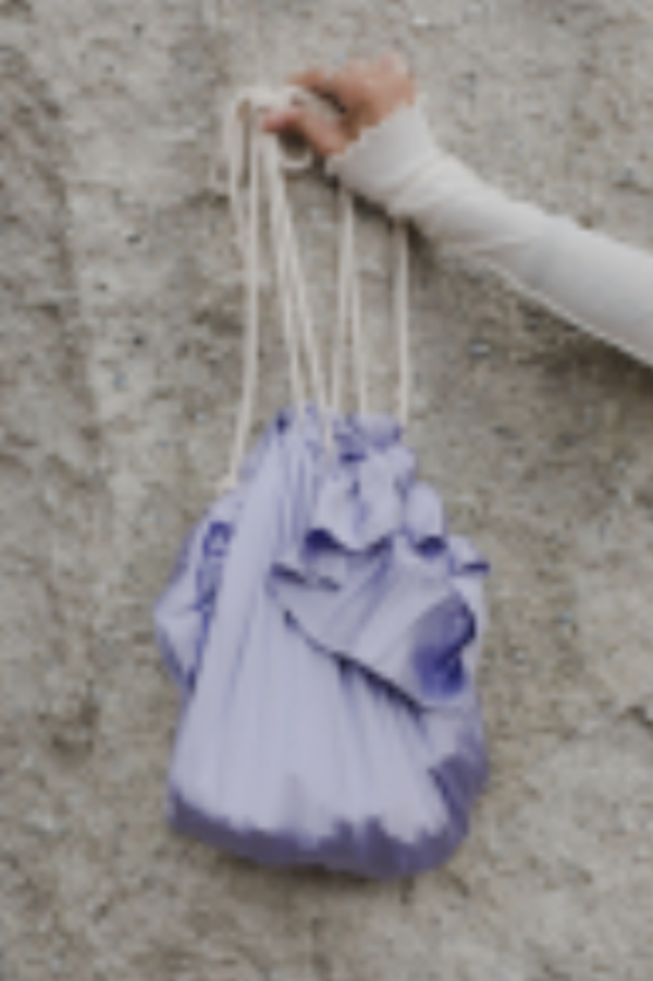 Baserange Chet Bag - Laguna Purple