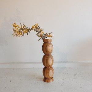 Hanna Dausch ambrosia maple 07 Vase - Natural
