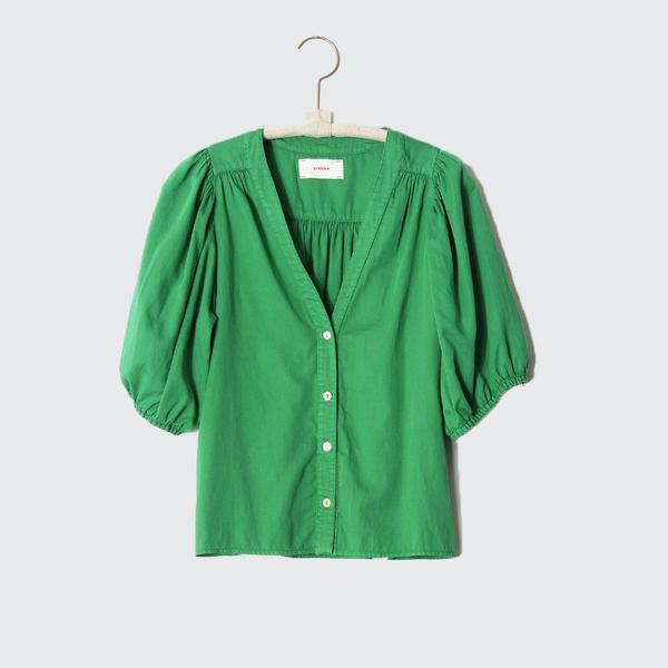 Xirena Sydell Shirt - Jade Green