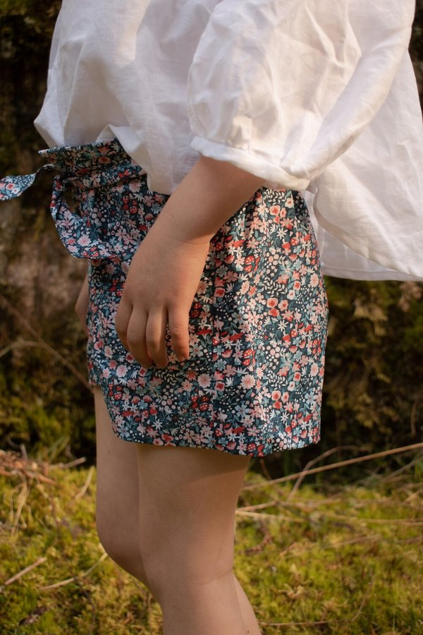 Kids Devon's Drawer Daisy Shorts
