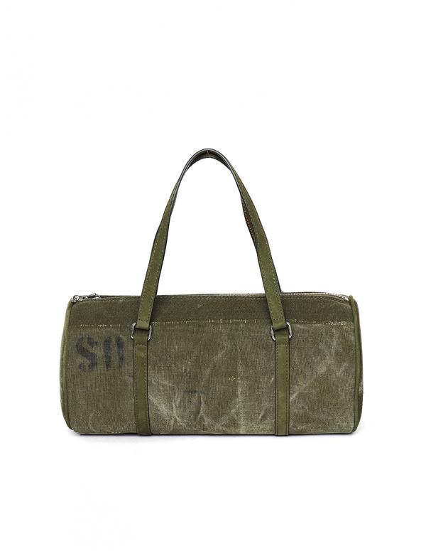 Readymade Green Cotton Bag