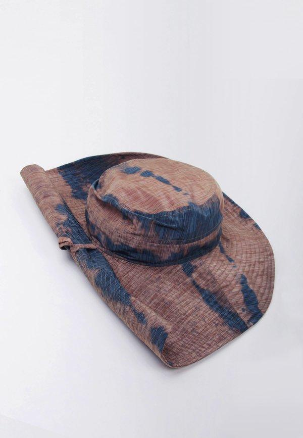 Henrik Vibskov Fast Safari Hat - Verde