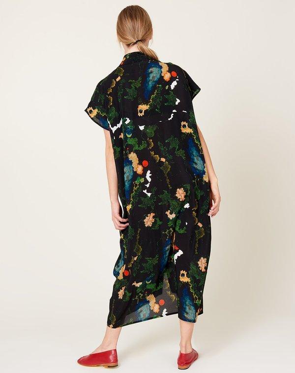 Anntian Shawly Big Dress - Print B+BB