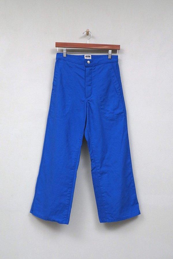 UQNATU Cobalt Sailor Pant Preorder