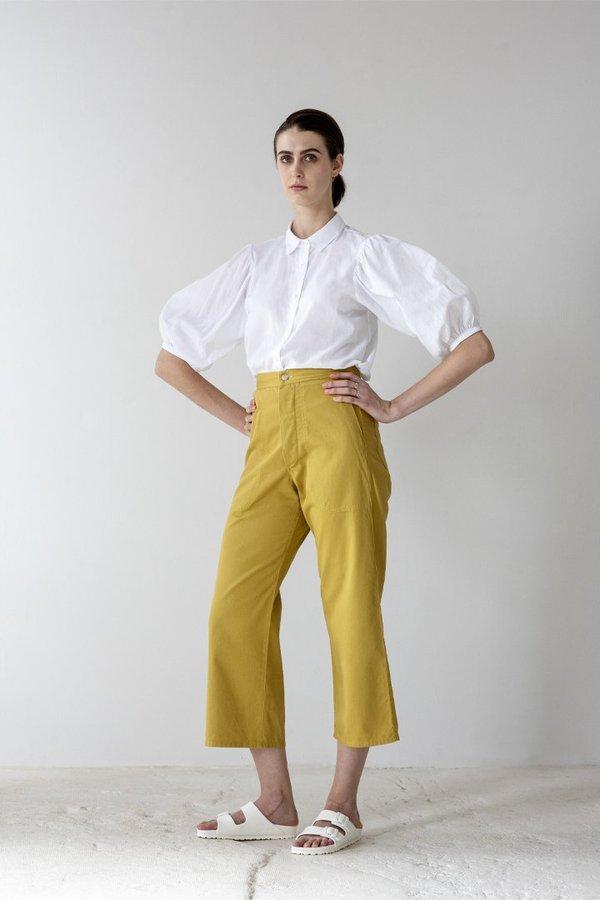 UQNATU Ochre Sailor Pant Preorder