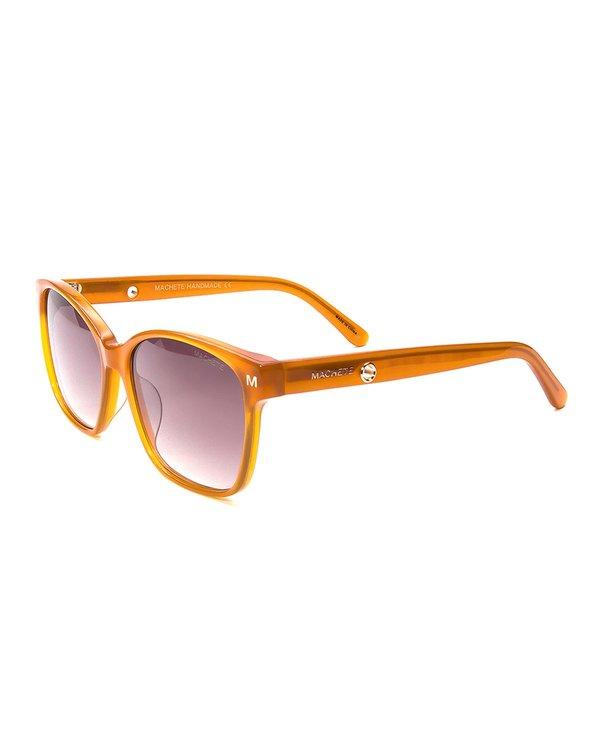 Machete Jenny Sunglasses - Cognac