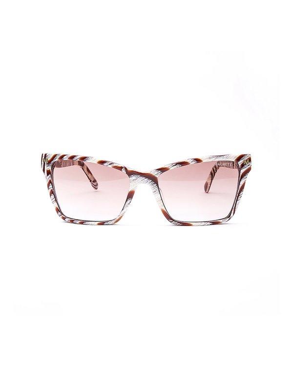 Machete Sally Sunglasses - Canyon Brown