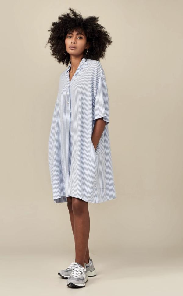 Bellerose ATELIER DRESS - STRIPE
