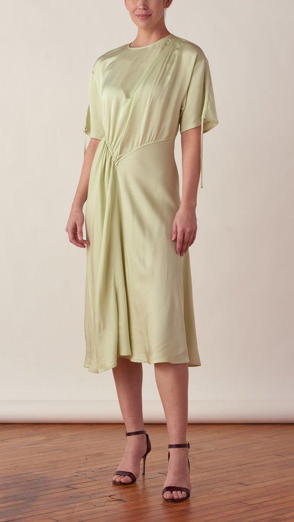 Stine Goya Davina Dress - green