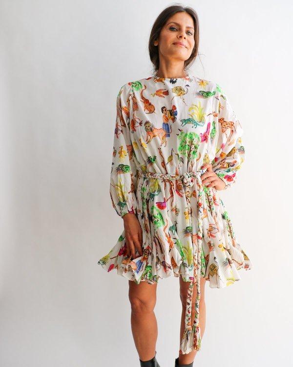 Rhode The Ella Safari Mini Dress