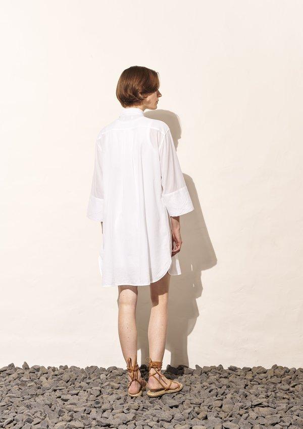 Handcrafted Applique Long Shirt
