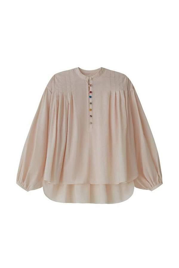 Bhumi Cotton Top - Blush
