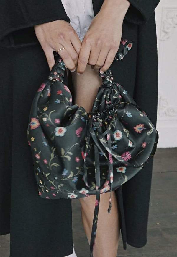 Azi Land Bibi Bag - Black