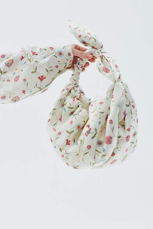 Azi Land Bibi Bag - White