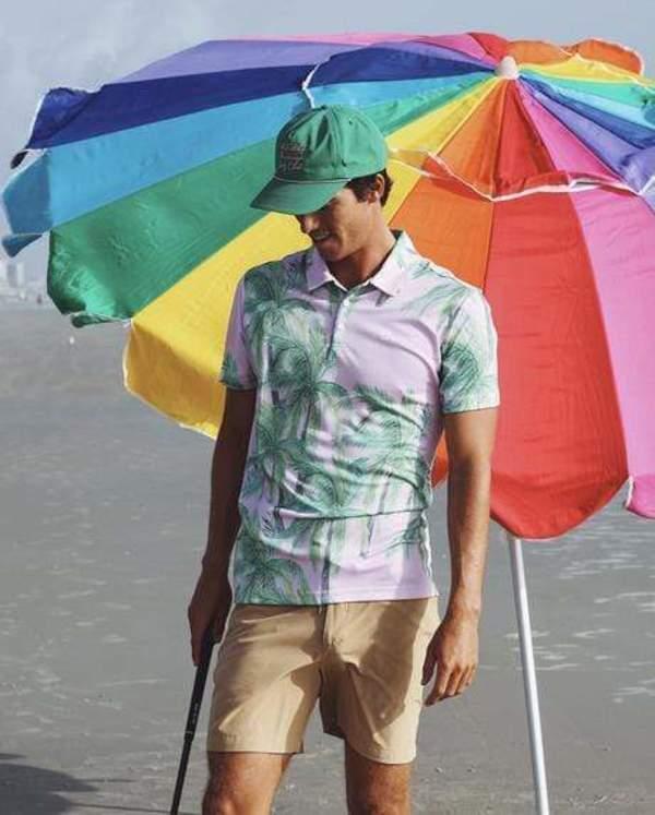Duvin Design Breezy Polo