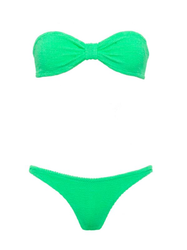Jean Bikini in Lime