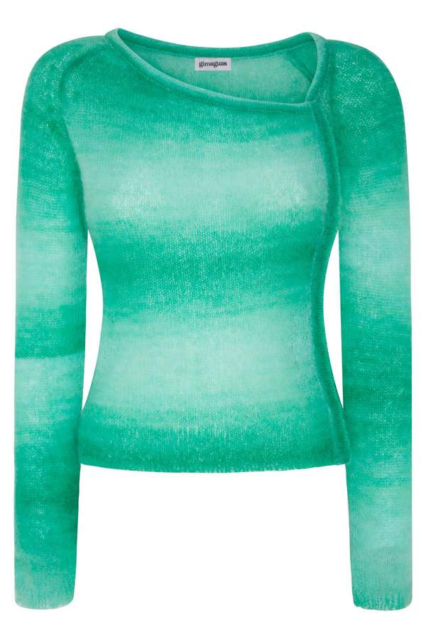 Gimaguas Kita Jumper - Turquoise