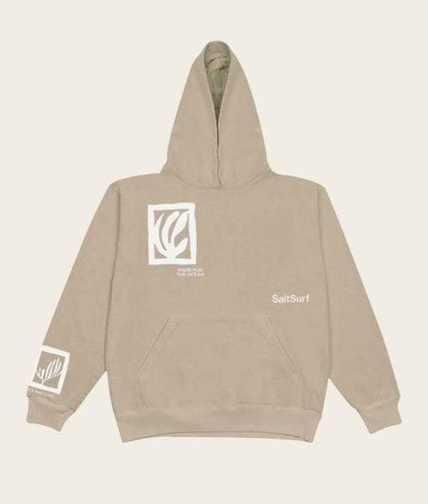 Made For The Ocean Hoodie - Sand