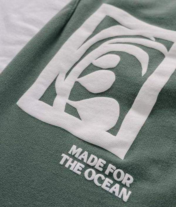 Made For The Ocean Sweatpant - Forest Green