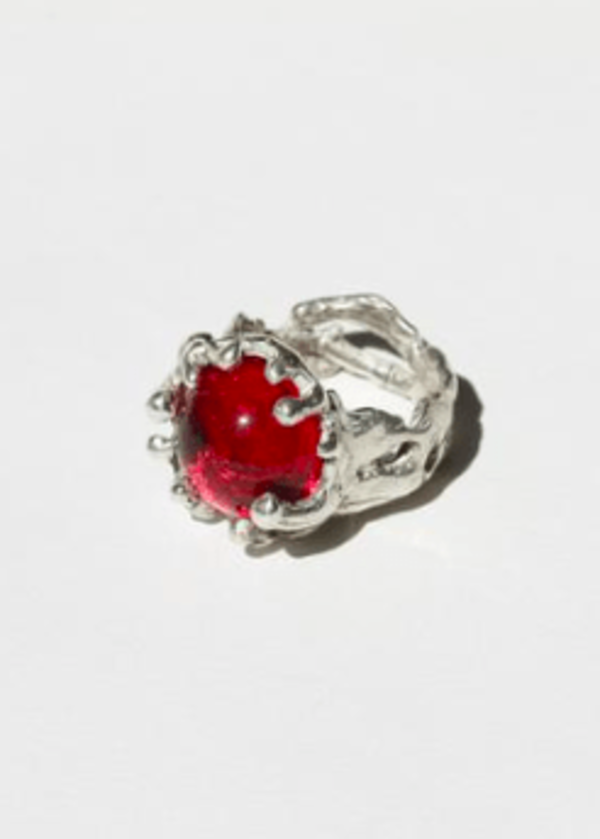 Magician Ring Ruby