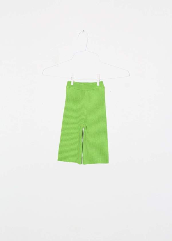 Nonna Bike Short - Celery