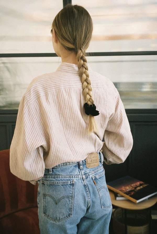 THE ONE Linen Shirt - Desert