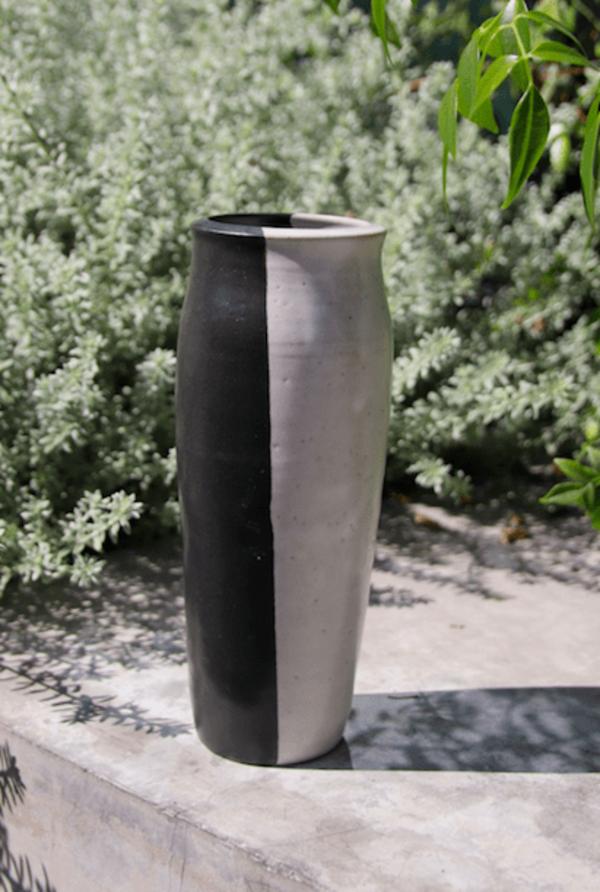 Yin Yang Vase