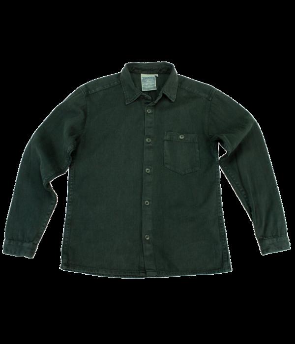 Topanga Shirt, Forest Green