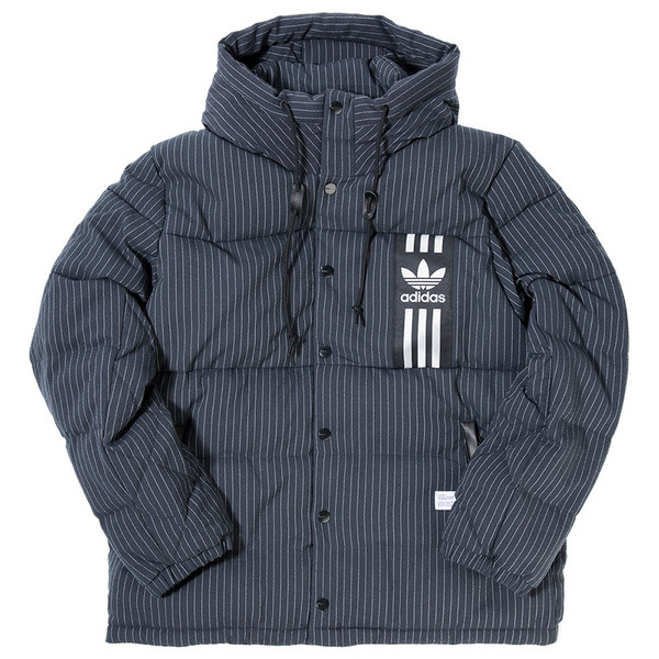 d4ae8520952e ADIDAS ORIGINALS BY BEDWIN ID96 DOWN JACKET - NIGHT GREY. sold out