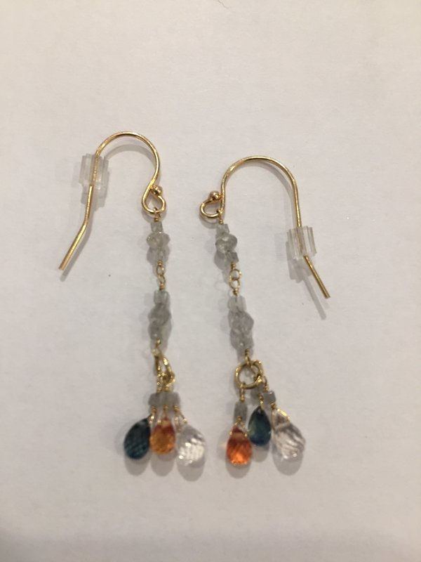Dawn Bryfogle #3 Earring