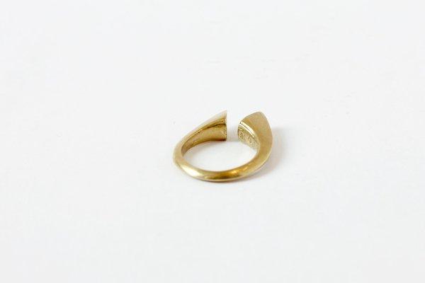 Double peak ring KLR35