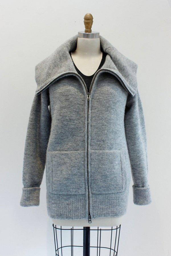 NSF Gabby Zipper coat