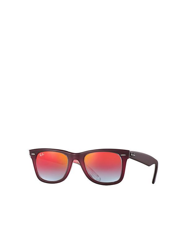 RB 2140 12004W TOP GRAD PINK ON BROWN_Orange