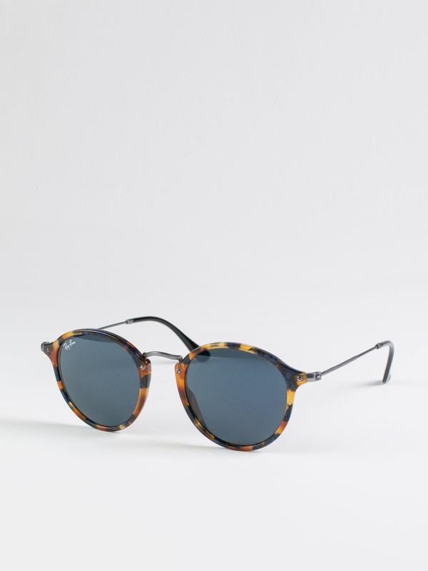 RB 2447 1158R5 SPOTTED BLUE HAVANA 49 SIZE