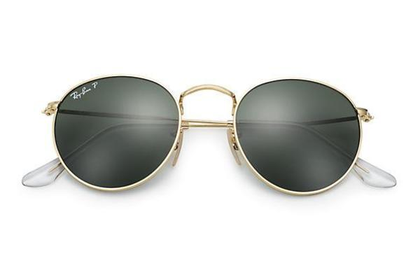 RB 3447 112/58 GOLD_polarized Green 50 SIZE