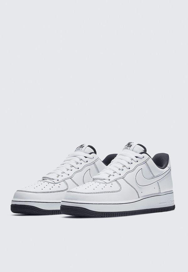 Air Force 1'07 - white/black/white