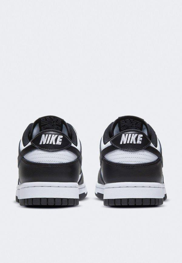 Dunk Low - white/black/white