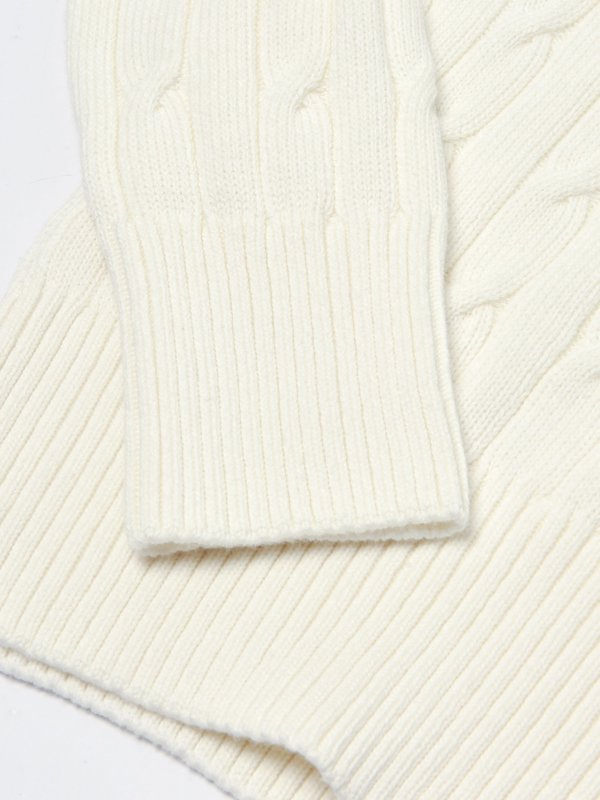 CABLE STITCH SWEATER_OFF-WHITE.150