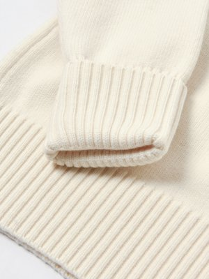 CARDIGAN COEUR_OFF-WHITE/150
