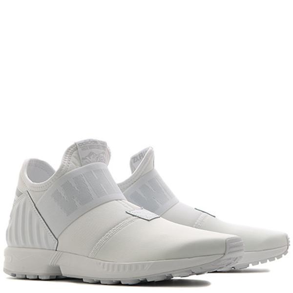adidas originals by white mountaineering zx flux plus white