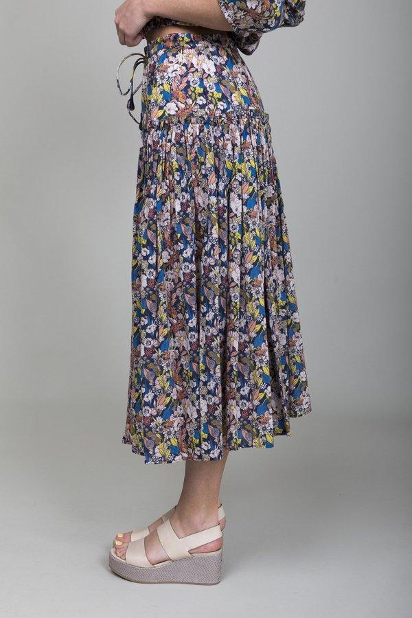 Apiece Apart Dulce Skirt - Night Arte